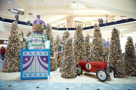 10ft Jack In The Box & 8ft Toy Car for Mall of America
