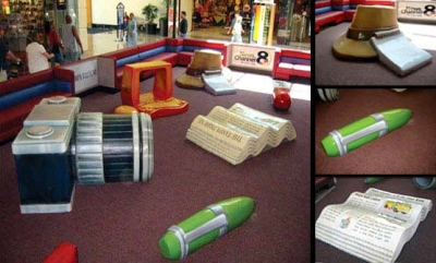 Media Play Area for General Growth – Westshore Plaza