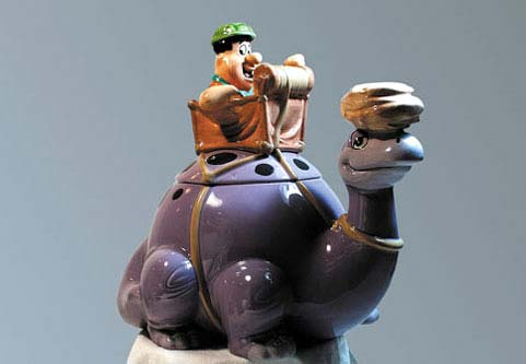 Flinstones Cookie Jar for Warner Bros.