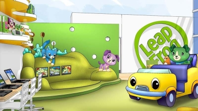 Waiting Room Concept for LeapFrog