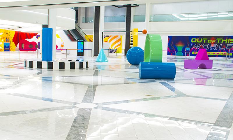 Merlin Court Art Play Furniture